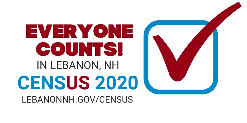 Census 2020 - Everyone counts.