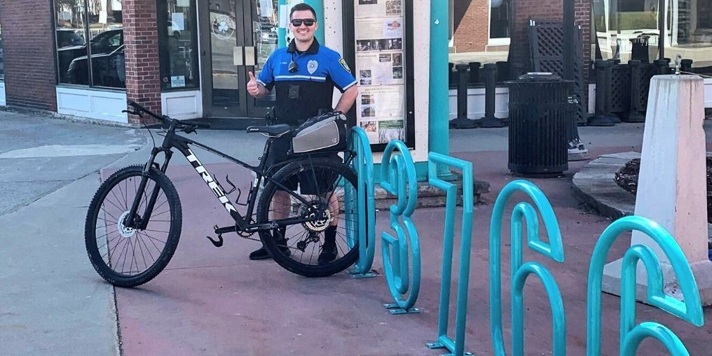 Officer Pike 03766 Bike Rack