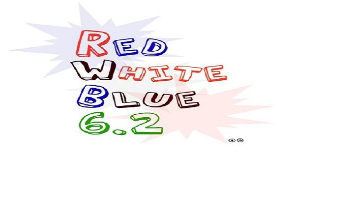 Red White & Blue 6.2 (& 5K)