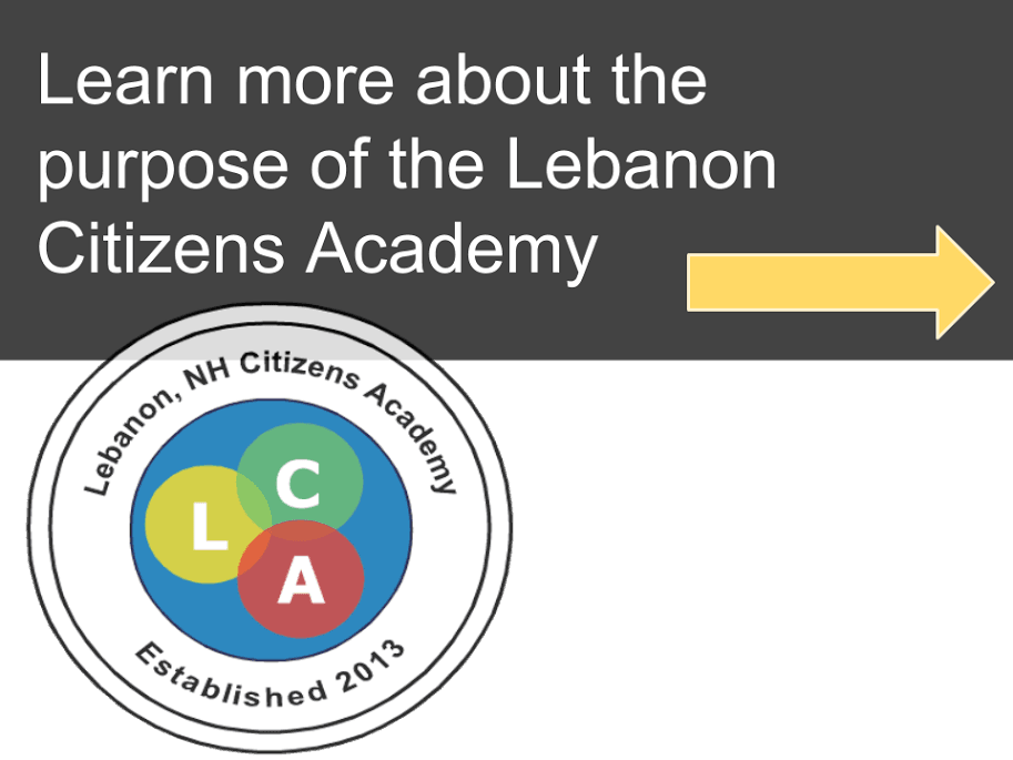 About Citizens Academy Graphic