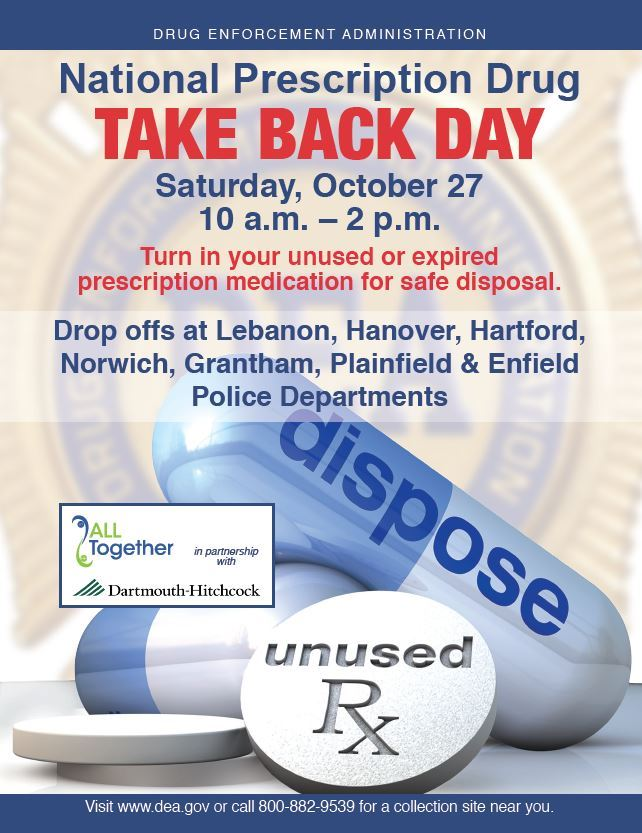 Take Back Day Flyer