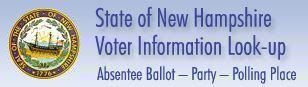 Voter Information Look Up
