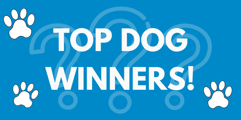 Top Dog Winners
