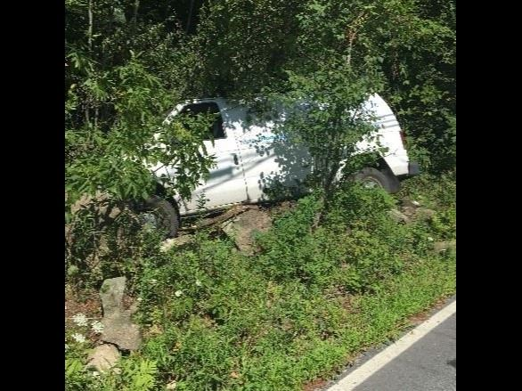 Photo of vehicle accident