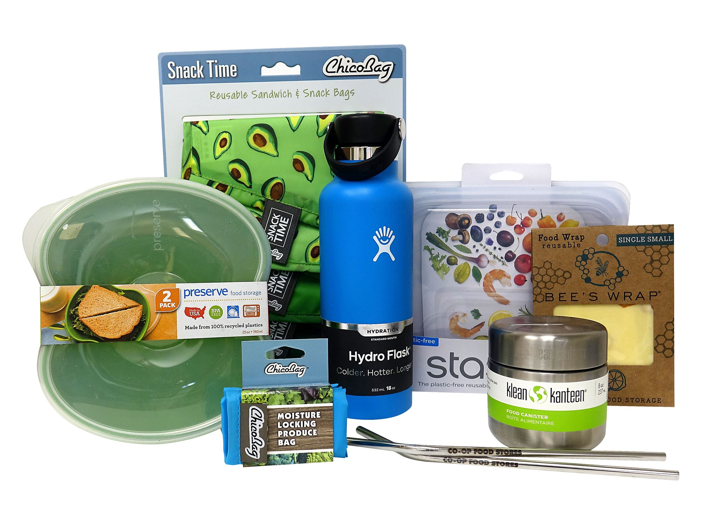 Reusable Container Gift Bag Prize Opens in new window